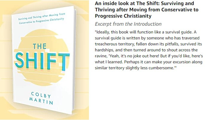 The Shift by Colby Martin