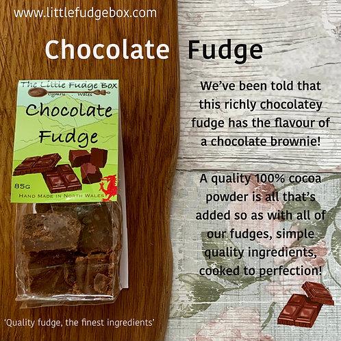 little fudge box chocolate fudge popular chocaholic, chocoholic, coco cocoa ideal stocking hamper filler secret santa gift