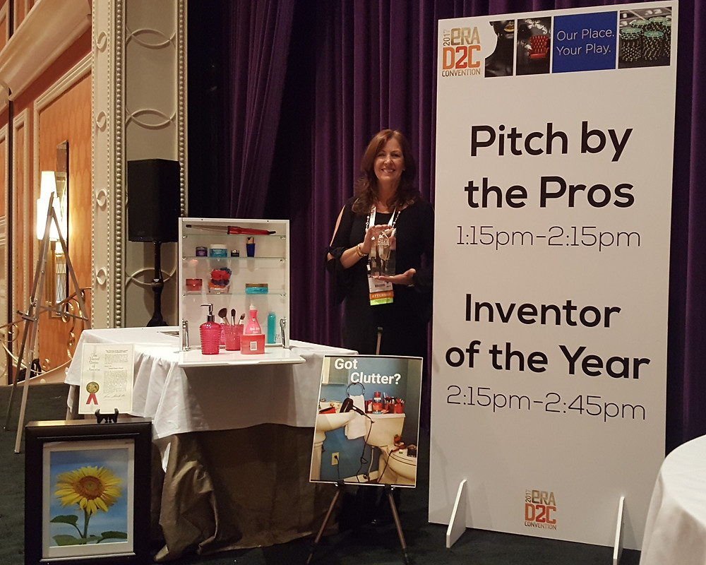 Electronic Retailing Association awarded My Flip Frame a Moxie Award for Inventor of The Year!