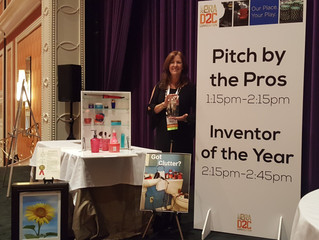 """Inventor of The Year""  Moxie Award awarded by Electronic Retail Association"