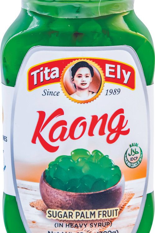 340g Tita Ely Kaong Green