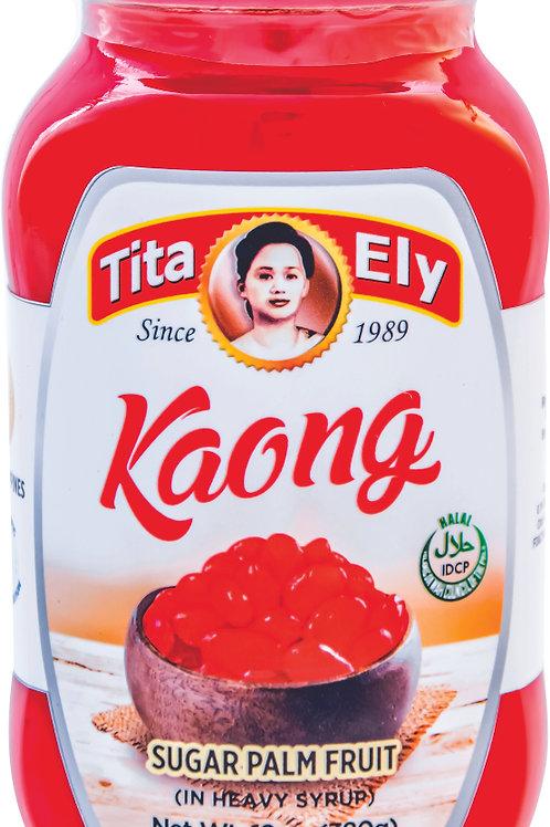 Tita Ely Kaong Red