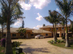 Tile Roof on Estate Home