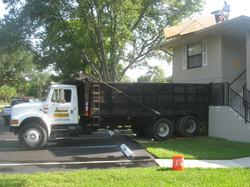 Ambatt Roofing Dump