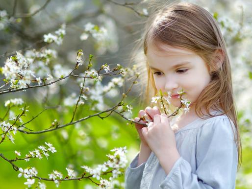Yoga nei bambini altamente sensibili: un fiore che sboccia