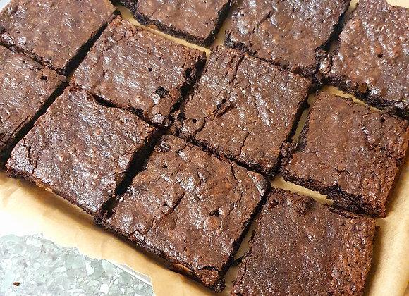 Loaded Chocolate Brownies