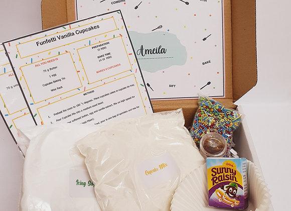 Funfetti Cupcake Baking Kit