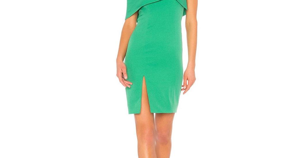 santa lucia dress in kelly green
