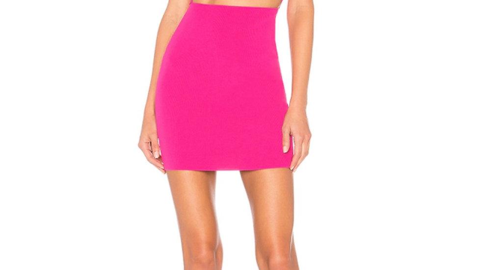 Hallie cut mini dress