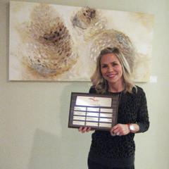 Liz Harman -Artist of the Year 2017