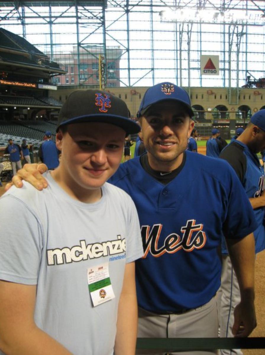 Ryan Clancy and David Wright