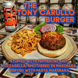 The Tony Carullo Burger