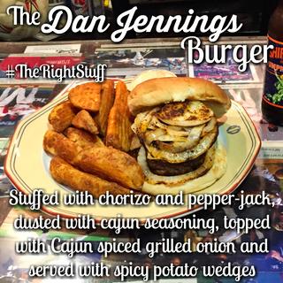 The Dan Jennings Burger