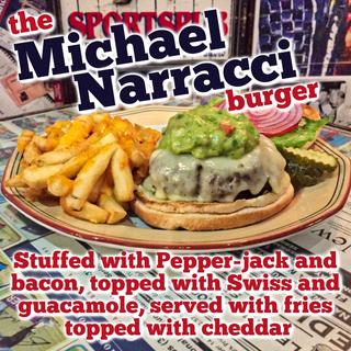 The Michael Narracci Burger