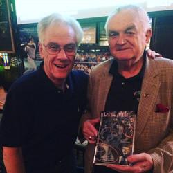 Jeffrey Lyons at Foley's