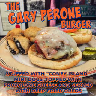 The Gary Perone Burger