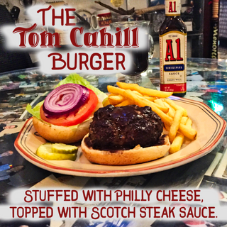 The Tom Cahill Burger