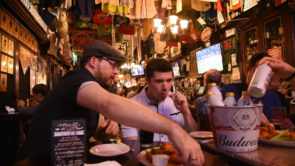 Best Baseball Bar United States Foley S Ny Pub And