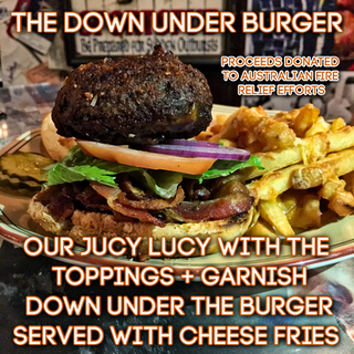 The Down Under Burger