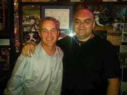 Super Joe McEwing at Foley's