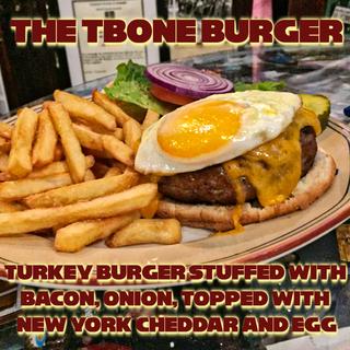 The Tbone Burger