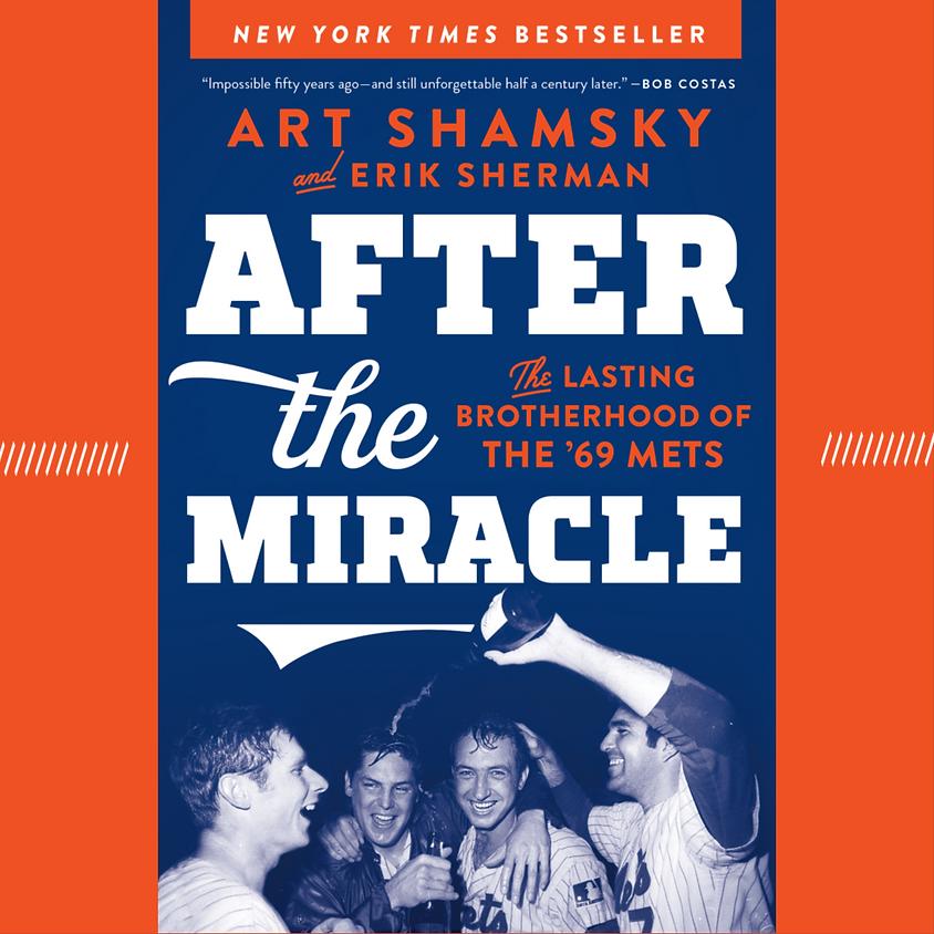 Art Shamsky + Erik Sherman Book Signing