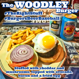 The Woodley Burger