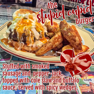 The Stupid Cupid Burger