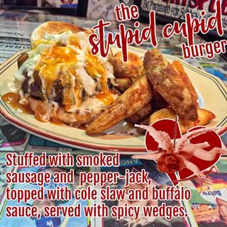 The Stupid Cupid Burger