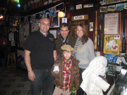 Eric McCormack at Foley's