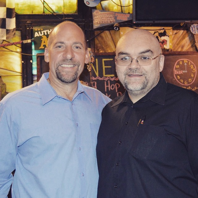 John Smoltz at Foley's