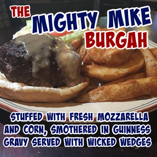 The Mighty Mike Burgah