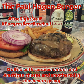 The Paul Hagen Burger