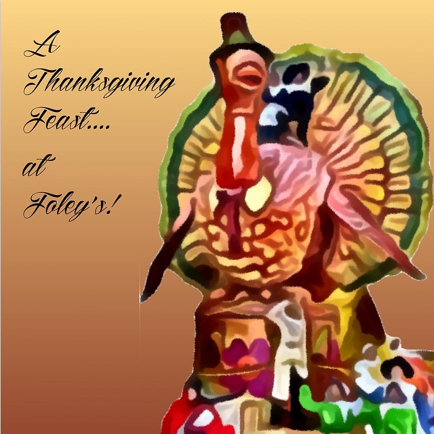 Thanksgiving at Foley's