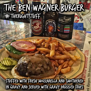 The Ben Wagner Burger