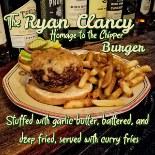 The Ryan Clancy Burger