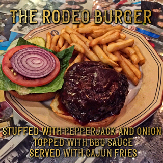The Rodeo Burger