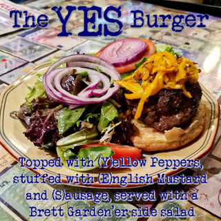 The YES Burger