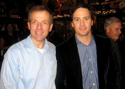 Jimmie Johnson at Foley's