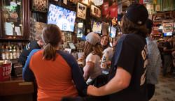 Watch Baseball at Foley's