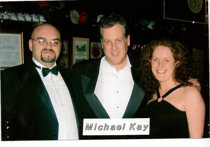 Michael Kay at Foley's