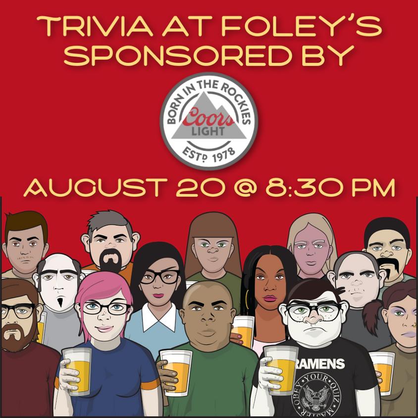 Trivia at Foley's
