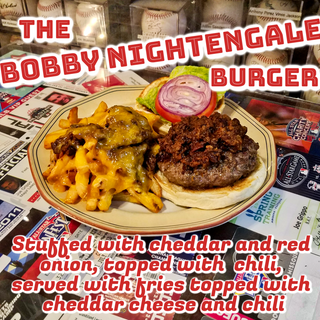 The Bobby Nightengale Burger