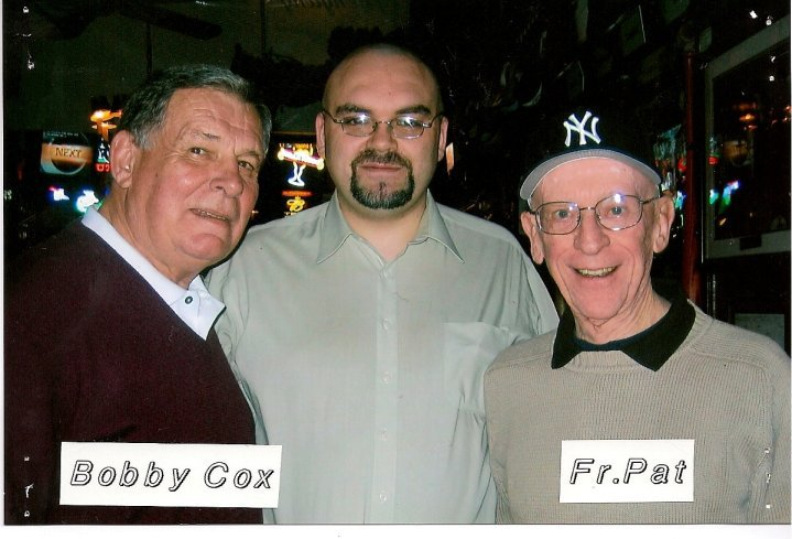 Bobby Cox at Foley's