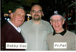 Bobby Cox at Foley's