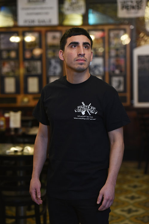 Short Sleeve Foley's T-Shirt