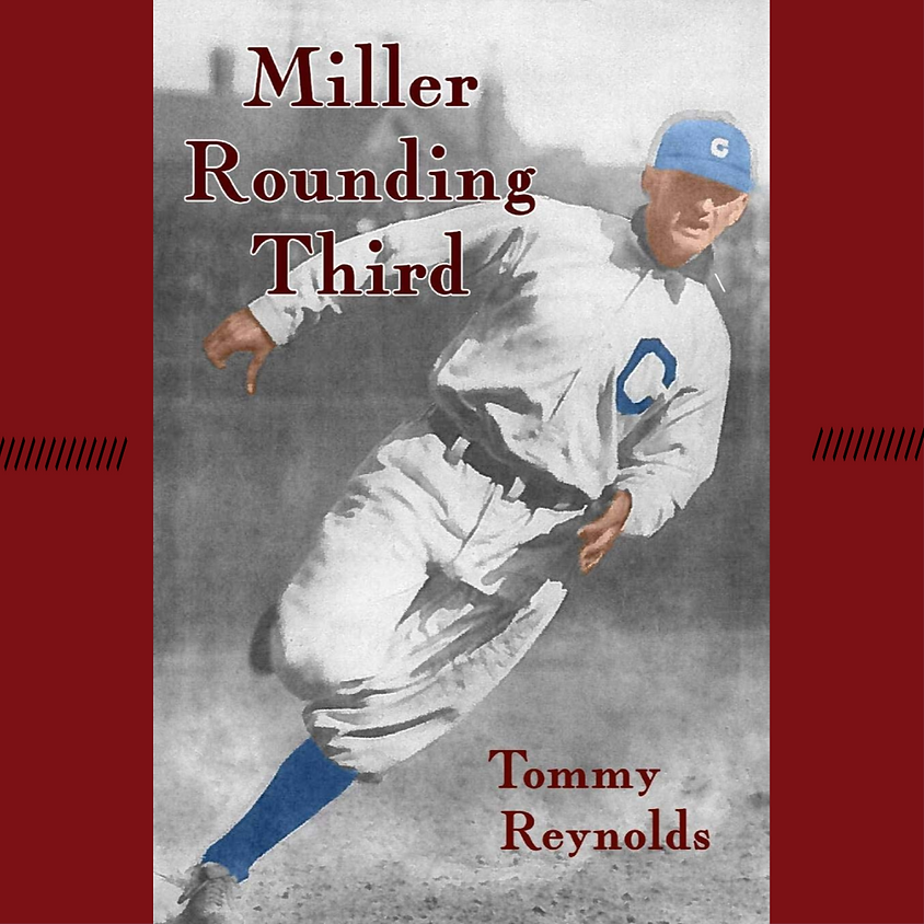Tommy Reynolds Book Signing
