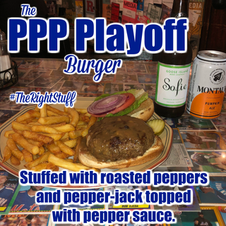 The PPP Playoff Burger
