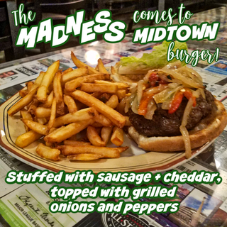 The MADNESS Comes to Midtown Burger
