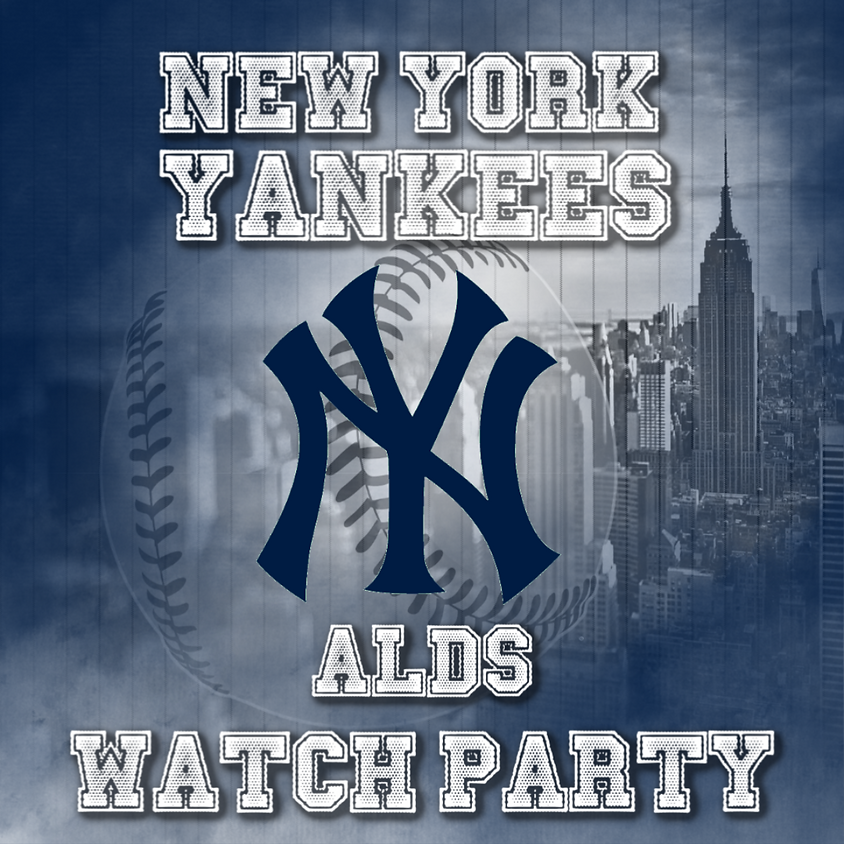 Yankees Watch Party | ALCS Game 5